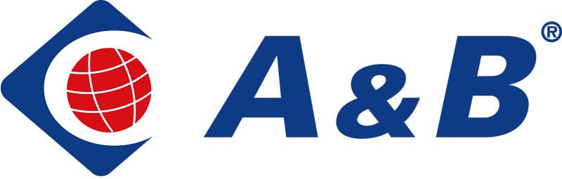 A & B Firmenlogo